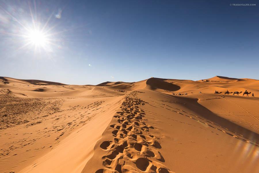 Viaje en Pascua a Marruecos